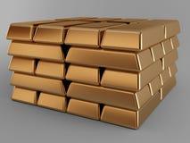 χρυσός Στοκ Εικόνες