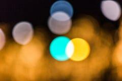 Χρυσός Boke Στοκ φωτογραφία με δικαίωμα ελεύθερης χρήσης