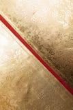 Χρυσός flyleaf Στοκ Εικόνες