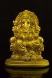 Χρυσός Ganesha Στοκ Εικόνες