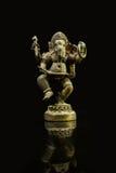 Χρυσός Ganesha Στοκ φωτογραφία με δικαίωμα ελεύθερης χρήσης