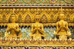 Χρυσός Garuda Στοκ Φωτογραφίες