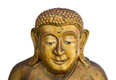 Χρυσό άγαλμα του Βούδα, ο παχύς Βούδας Στοκ Φωτογραφίες