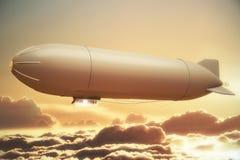 Χρυσό αεροσκάφος Στοκ φωτογραφίες με δικαίωμα ελεύθερης χρήσης