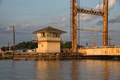 Χρυσό λιβάδι, Λουιζιάνα στοκ φωτογραφίες με δικαίωμα ελεύθερης χρήσης