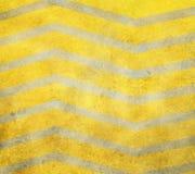 Χρυσό κίτρινο υπόβαθρο με τις γραμμές Στοκ Φωτογραφίες