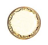 Χρυσό και ασημένιο νόμισμα Στοκ εικόνα με δικαίωμα ελεύθερης χρήσης