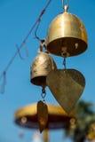 Χρυσό κουδούνι στοκ φωτογραφία