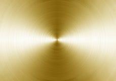χρυσό μέταλλο ανασκόπηση&sigm Στοκ φωτογραφία με δικαίωμα ελεύθερης χρήσης