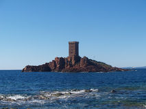 Χρυσό νησί Στοκ Εικόνες