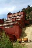 χρυσό ορυχείο μύλων argo Στοκ Φωτογραφία