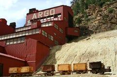 χρυσό ορυχείο μύλων argo Στοκ εικόνες με δικαίωμα ελεύθερης χρήσης