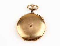 χρυσό ρολόι τσεπών Στοκ Εικόνες