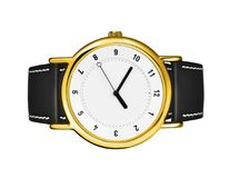 χρυσό ρολόι στοκ φωτογραφία με δικαίωμα ελεύθερης χρήσης