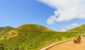 Χρυσό σημείο οχυρών κόλπων πυλών πεταλοειδές άνωθεν στοκ εικόνα
