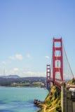 Χρυσό σημείο οχυρών πυλών άνωθεν στοκ φωτογραφίες με δικαίωμα ελεύθερης χρήσης