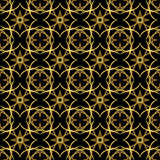 Χρυσό σχέδιο Στοκ εικόνες με δικαίωμα ελεύθερης χρήσης