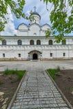 χρυσό ταξίδι της Ρωσίας ST δαχτυλιδιών demetrius καθεδρικών ναών vladimir Στοκ Εικόνες