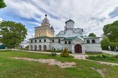 χρυσό ταξίδι της Ρωσίας ST δαχτυλιδιών demetrius καθεδρικών ναών vladimir Στοκ Φωτογραφία