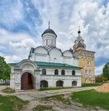χρυσό ταξίδι της Ρωσίας ST δαχτυλιδιών demetrius καθεδρικών ναών vladimir Στοκ φωτογραφία με δικαίωμα ελεύθερης χρήσης