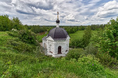 χρυσό ταξίδι της Ρωσίας ST δαχτυλιδιών demetrius καθεδρικών ναών vladimir Στοκ Φωτογραφίες