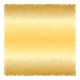 Χρυσό τετράγωνο 1 υποβάθρου οριζόντιο ελεύθερη απεικόνιση δικαιώματος