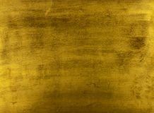 Χρυσό υπόβαθρο σύστασης Στοκ Φωτογραφίες