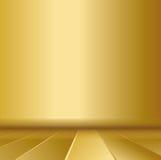 Χρυσό υπόβαθρο Στοκ Εικόνα