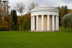 Χρυσό φθινόπωρο Pavlovsk στοκ εικόνες