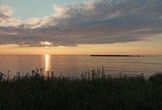 Χρυσό φως πρωινού Στοκ εικόνα με δικαίωμα ελεύθερης χρήσης