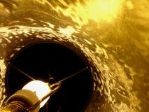 χρυσό φως Στοκ φωτογραφίες με δικαίωμα ελεύθερης χρήσης