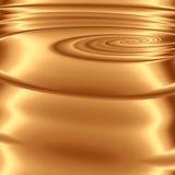 Χρυσό φόντο Στοκ Εικόνες