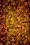 Χρυσό φύλλο κατασκευασμένο Στοκ φωτογραφίες με δικαίωμα ελεύθερης χρήσης