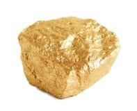 χρυσό ψήγμα στοκ φωτογραφία
