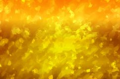 Χρυσό Bokeh Στοκ φωτογραφία με δικαίωμα ελεύθερης χρήσης