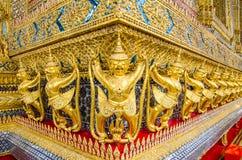 Χρυσό Garuda Wat Phra Kaew, Bankok, Ταϊλάνδη Στοκ φωτογραφίες με δικαίωμα ελεύθερης χρήσης