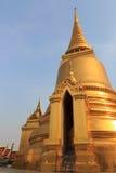 χρυσό stupa Στοκ εικόνα με δικαίωμα ελεύθερης χρήσης