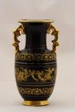 χρυσό vase Στοκ Φωτογραφίες