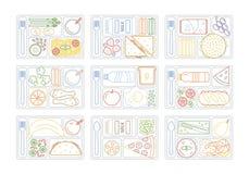 Χρωματίζοντας σελίδες για τα παιδιά Στοκ φωτογραφία με δικαίωμα ελεύθερης χρήσης