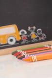 χρωματίζοντας σχολείο Στοκ φωτογραφίες με δικαίωμα ελεύθερης χρήσης