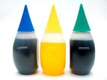 χρωματίζοντας τρόφιμα Στοκ Εικόνες