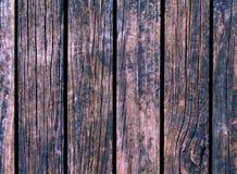 Χρωματίστε την ξύλινη ανασκόπηση Καφετιά ξύλινη σύσταση με τις κάθετες γραμμές Στοκ Εικόνα