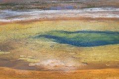 Χρωματική λίμνη Στοκ Φωτογραφίες