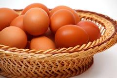 Χρωματισμένα αυγά Στοκ φωτογραφία με δικαίωμα ελεύθερης χρήσης
