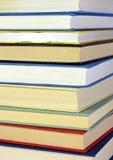 Χρωματισμένα βιβλία  Στοκ εικόνες με δικαίωμα ελεύθερης χρήσης