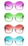 Χρωματισμένα γυαλιά ηλίου Στοκ φωτογραφία με δικαίωμα ελεύθερης χρήσης