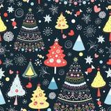 χρωματισμένα δέντρα σύστασ&et Στοκ Εικόνες