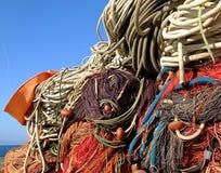 χρωματισμένα δίχτυα Στοκ εικόνες με δικαίωμα ελεύθερης χρήσης
