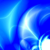χρωματισμένα κύματα Στοκ Εικόνες