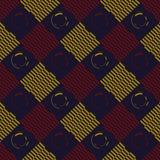Χρωματισμένα περίληψη τετράγωνα Στοκ φωτογραφίες με δικαίωμα ελεύθερης χρήσης